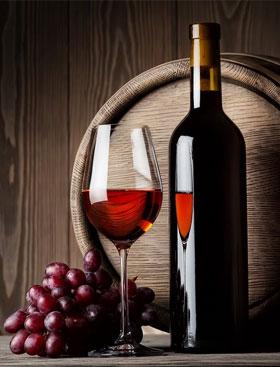 Les vins rouges charpentés et très parfumés